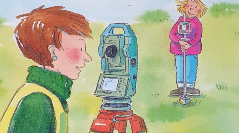 """Pixi-Buch """"Ich hab eine Freundin, die ist Geodätin"""""""
